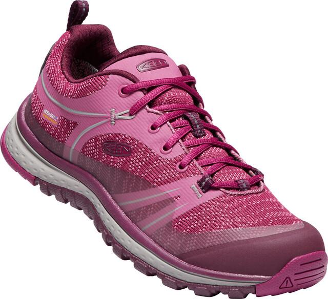 Keen W's Terradora WP Shoes Boysenberry/Grape Wine